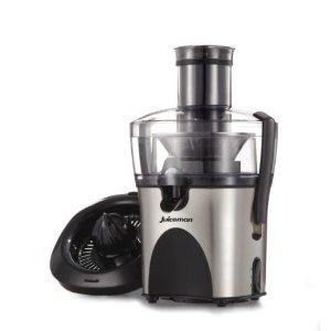 Juiceman JM480S 1.1-HP 2-Speed All-in-One Automatic Juice Extractor and Citrus Juicer with Integrated Pulp Container