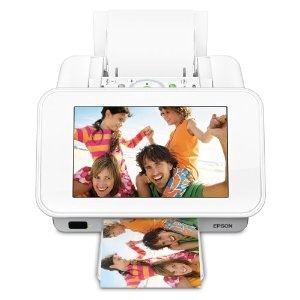 Epson PictureMate Show Digital Frame and Photo Printer