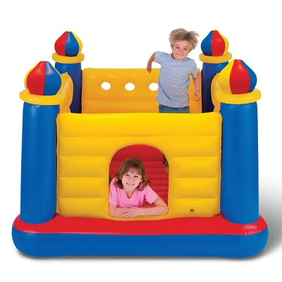 kids castle bouncer