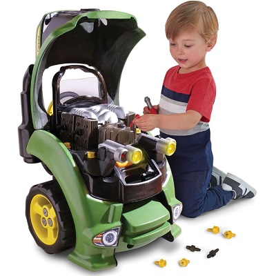 Kids Engine Repair Set