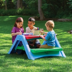 foldaway play table