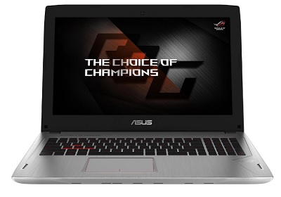 Asus ROG GL502VM-DS74 15.6 Gaming Laptop