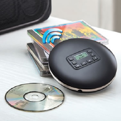 Wireless Portable CD Player